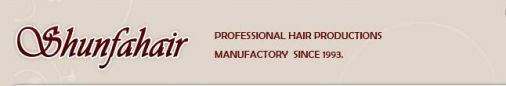 Welcome to Qingdao Shunfa Hair Factory: Top quality hair replacement system from Shunfa