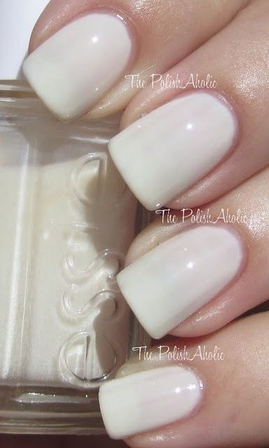 Waltz (An elegant sheer white, perfect for French manicures)