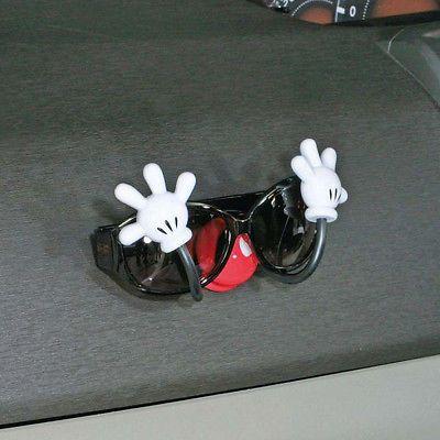 New DISNEY Mickey Mouse Seats handbag hook hanger holder Car Accessories