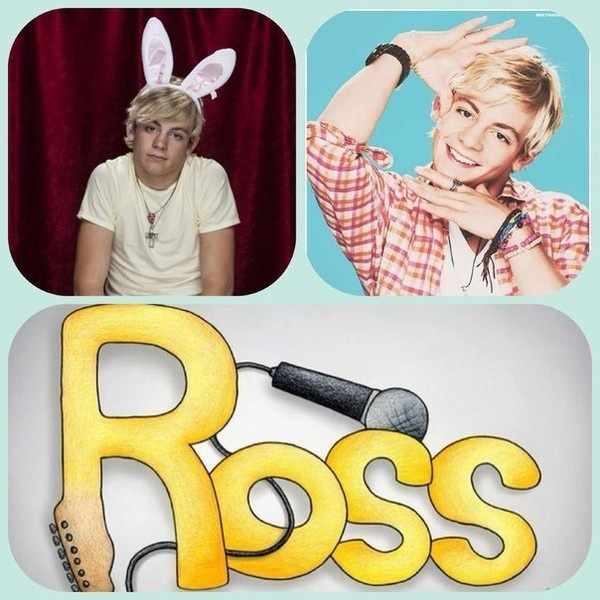 Ross Lynch Росс Линч ❤ liked on Polyvore