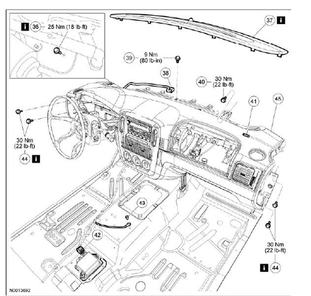 1997 Mountaineer Wiring Diagram