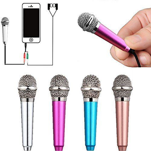 UniwitMini Portable Vocal/Instrument Microphone For Mobil...