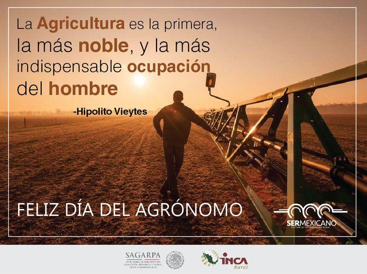 Día del agrónomo