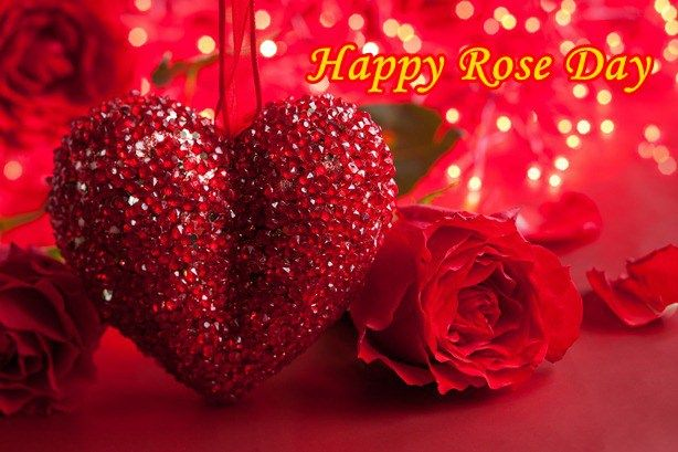 7 Feb Happy Rose Day 2018 Images Wishes Sms Date Quotes