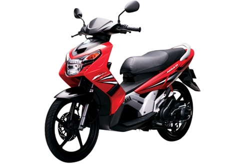 Yamaha Nouvo Limited 2004 dành riêng cho thị trường Việt Nam