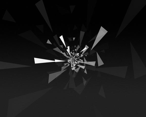 Audio reactive visualizations for Oddarrang by Sami Kämppi, via Behance