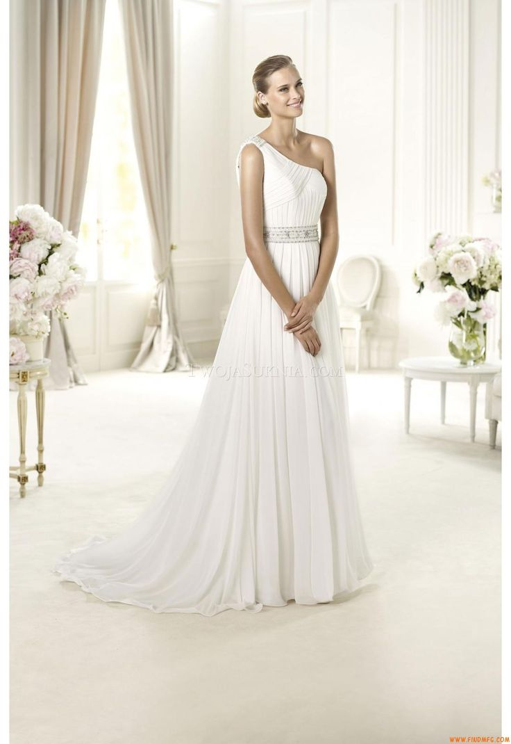 Buy Wedding Dress Pronovias Ulma 2013 At Cheap Price