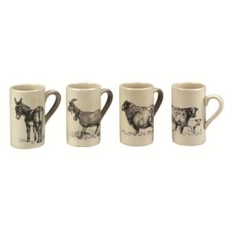 Mugs dessinés - Mansard