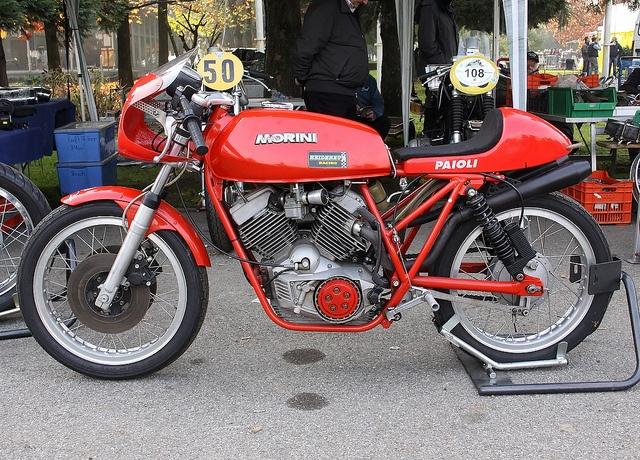 Moto Morini 350 - Marco 56