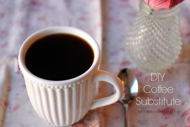 Rich and Delicious Coffee Substitute