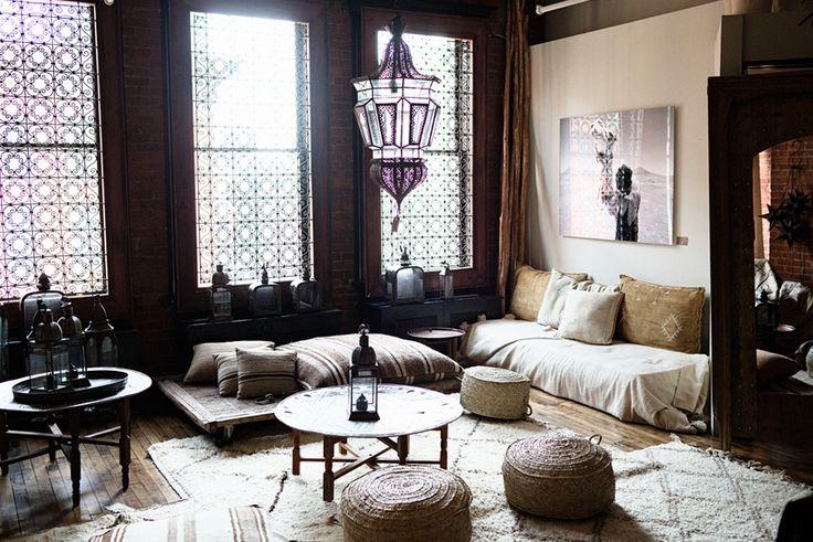 25 beste idee n over marokkaanse woonkamers op pinterest arabische decor marokkaanse - Marokkaanse design decoratie ...