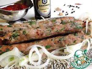 Kebab al forno......Люля-кебаб в духовке