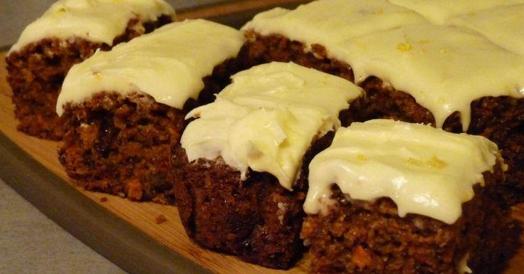 Edmonds Carrot Cake
