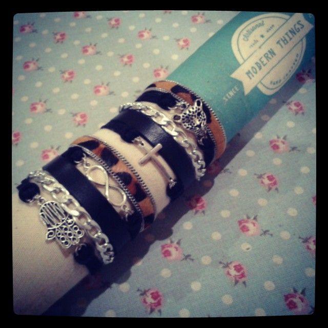 5 Lines Bracelets