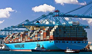Maersk Line to Divert Ships from Algeciras Port due to Strikes