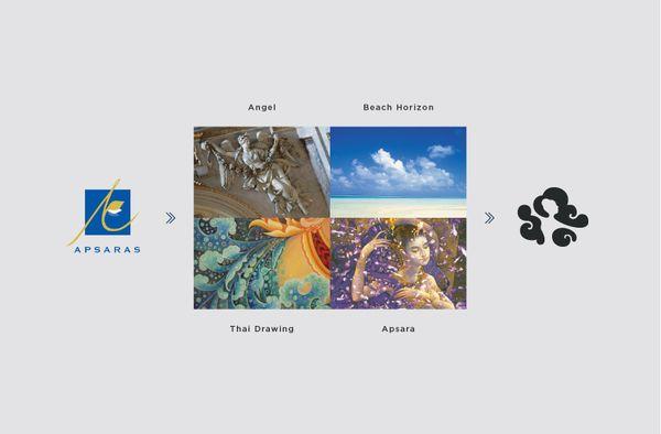 h: Bon Chantawibul, Design Ideas, Villas Apsara, Brochure Design, Apsara Identity, Spa Branding, Brochures Design