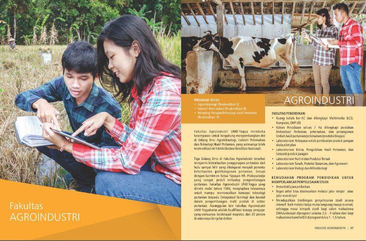 Fakultas Agroindustri