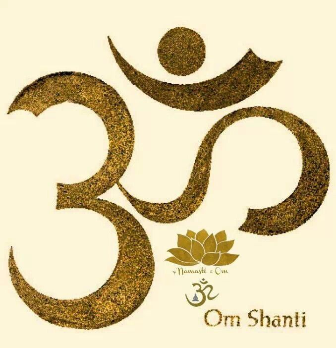 146 Best Om My Favorite Symbol Images On Pinterest Spirituality