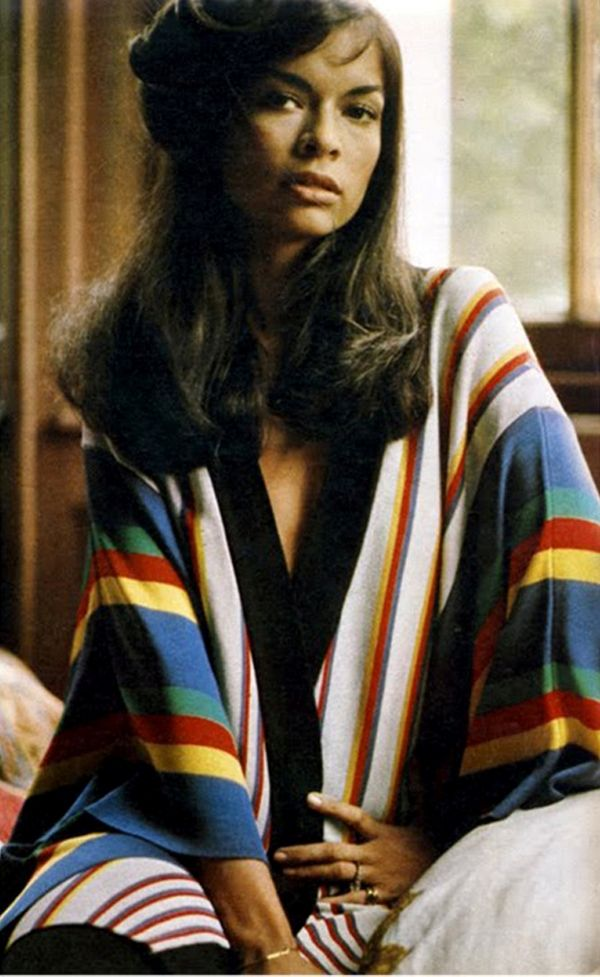 Bianca Jagger 1970s