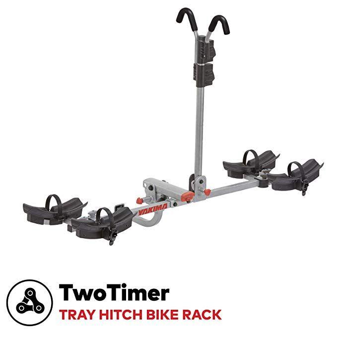 Yakima Twotimer Hitch Rack Review Hitch Rack Yakima Hitch Bike Rack