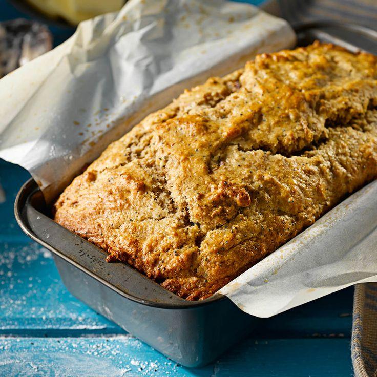 C'est sa fine saveur d'amandes qui fait de ce pain le compagnon idéal du thé.