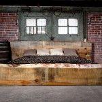 Stylish Industrial Chic Bedroom Designs   InteriorHolic.com