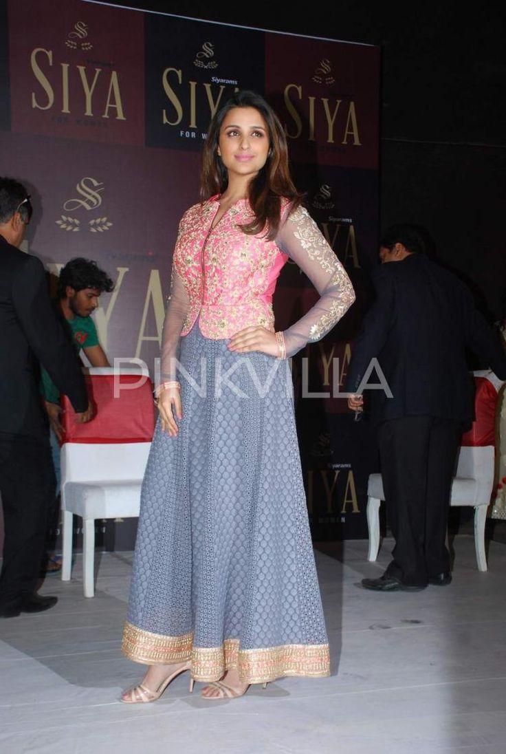 Parineeti announced as the first female ambassador of popular clothing brand | PINKVILLA
