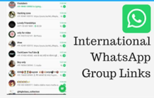 International Whatsapp Group Links Whatsapp Group Whatsapp Phone Number Girl Number For Friendship