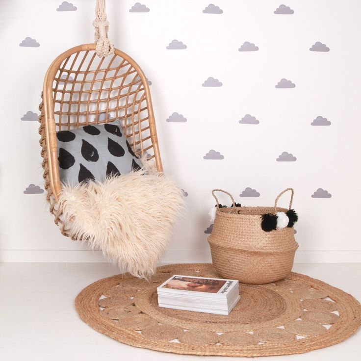 Byron Bay Hanging Chair for kids 70