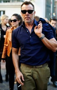 MY STYLE ICON- George Cortina | Mark D. Sikes: Chic People, Glamorous Places, Stylish Things