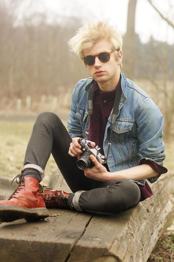 50 Dynamic Mens Fashion Style Outfits in 2015