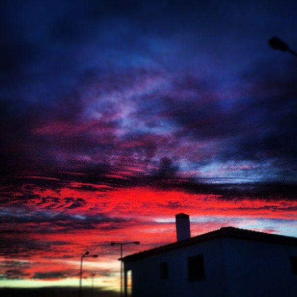#sunrise #morning #sky #cloud