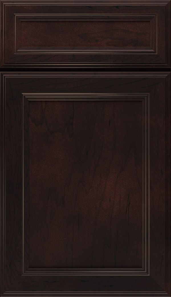 Wentworth flat panel cabinet doors aristokraft for Aristokraft oak kitchen cabinets