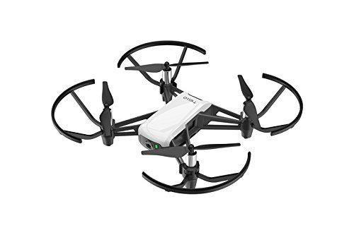 Dji Tello Drone With 5mp Hd Camera 720p Wi Fi Fpv 8d Flips Bounce