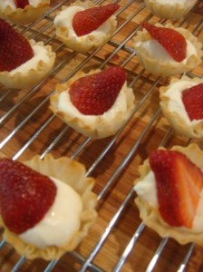 Orange-Strawberry Bites « Recipe Rise