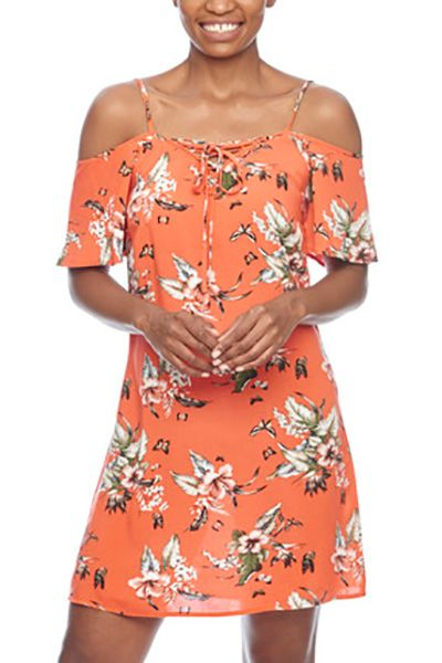 Shoulder detail. Dresses | Contempo Fashion Co-ordinator