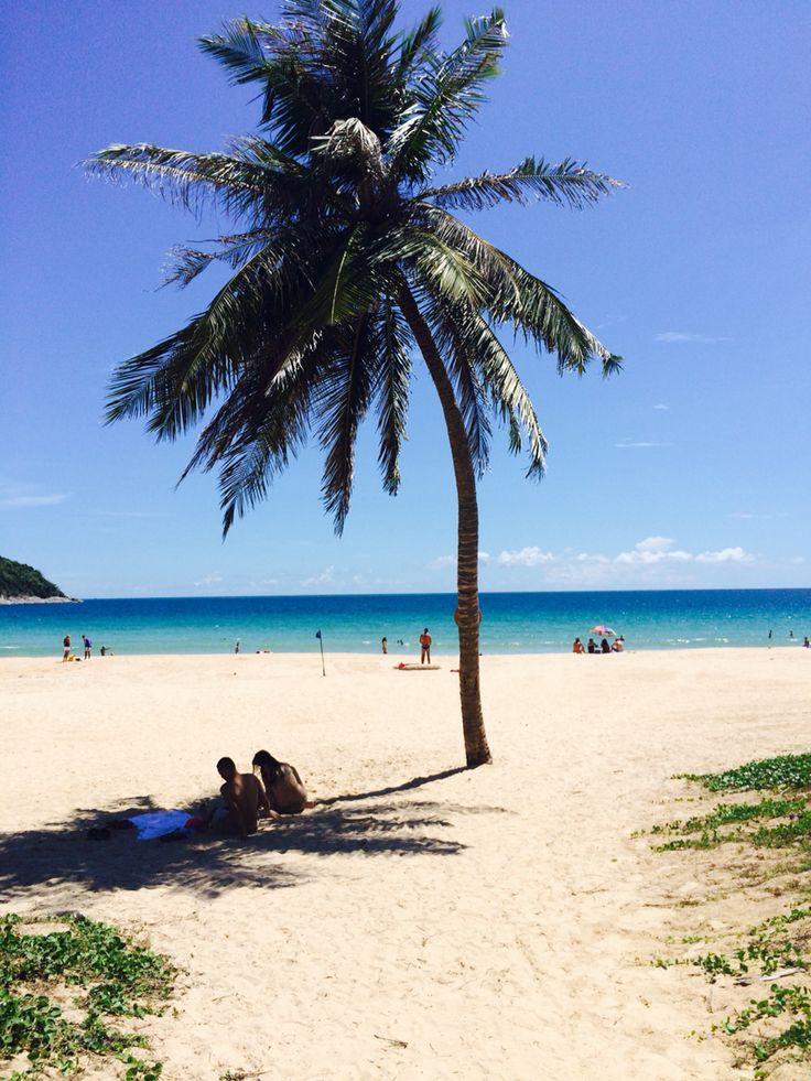 Nai Harn Beach a paradise in Phuket
