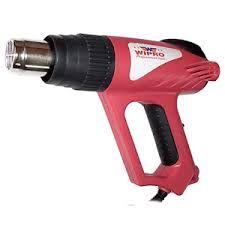 Informasi Produk          Kode : 02017011201 Nama : Hut Gun Merk : Bosch Tipe : W5300 Status : Siap Berat Kirim : 3 kg   Spesifikasi Produk          Daya : 2000 Watt Berat tanpa kabel : 0,8 kg Panjang    : 255 mm Ketinggian : 255 mm     Pilihan temperatur : 70 - 600 °C Kontrol suhu variabel tak terbatas : + Kontrol, aliran udara : - Made in : -