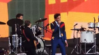 Mika - Big Girl (You Are Beautiful) Live BST Hyde Park - YouTube