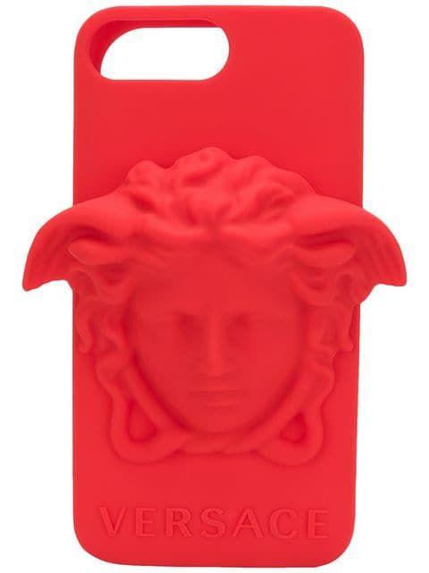 premium selection 4ab9d 0e410 Versace Medusa iPhone 7 plus/8 Plus Case in 2019 | Unusual i Phone ...