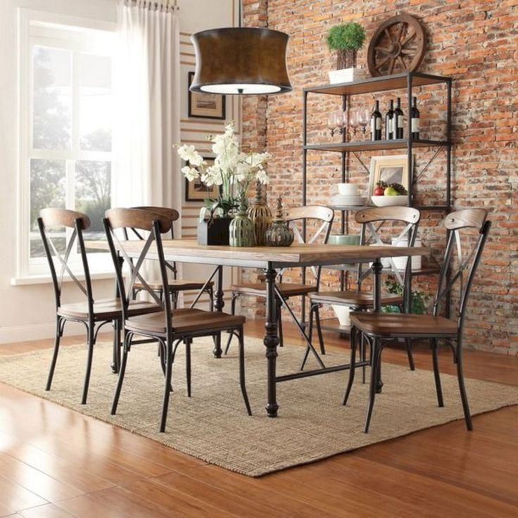 Epic Enjoyed Your Dinner with Awesome Rustic Dining Table Set Idea (20 Best Pictures) https://hroomy.com/rustic/enjoyed-your-dinner-with-awesome-rustic-dining-table-set-idea-20-best-pictures/
