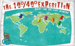 10/40 Expedition: Quest for the Lost Window VBS from Advancing Native Missions