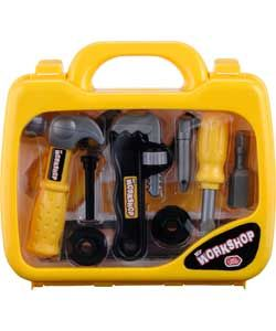 Chad Valley Junior Tool Case.