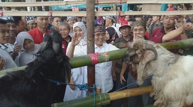 Nikmatnya Nyate Sambil Ngopi di Gombengsari Farm Festival - Lifestyle Liputan6.com