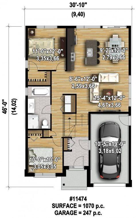Plan Image Used When Printing Diy In 2018 House Plans House