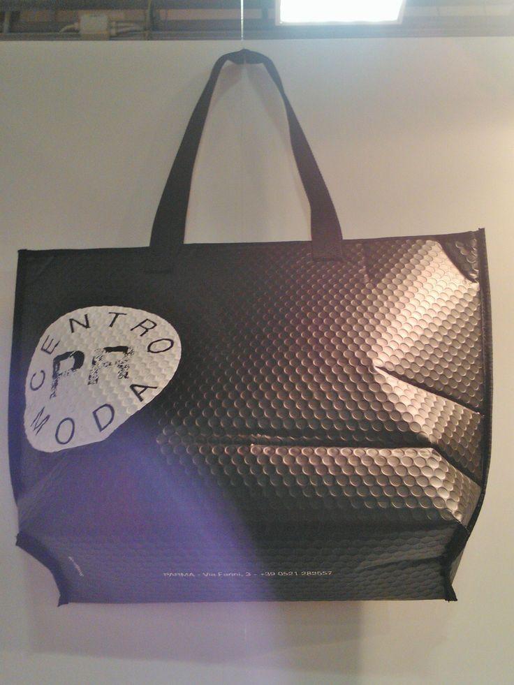 #pluriball #shoppingbags #matt #cosmoprof #cosmopack