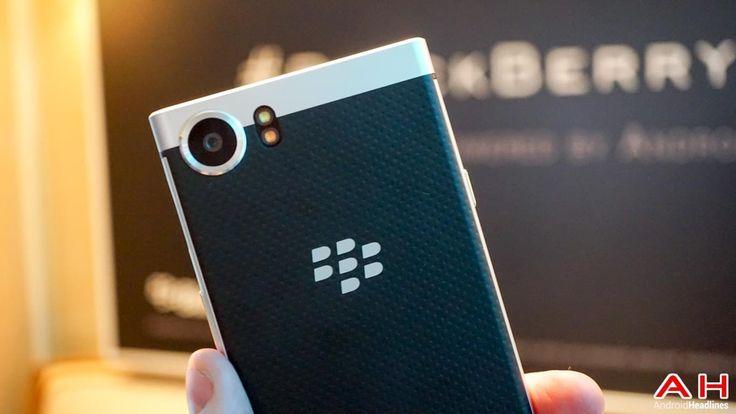 Rumor: BlackBerry Mercury To Sport Google Pixel Rear Camera #Android #news #Google #Smartphones