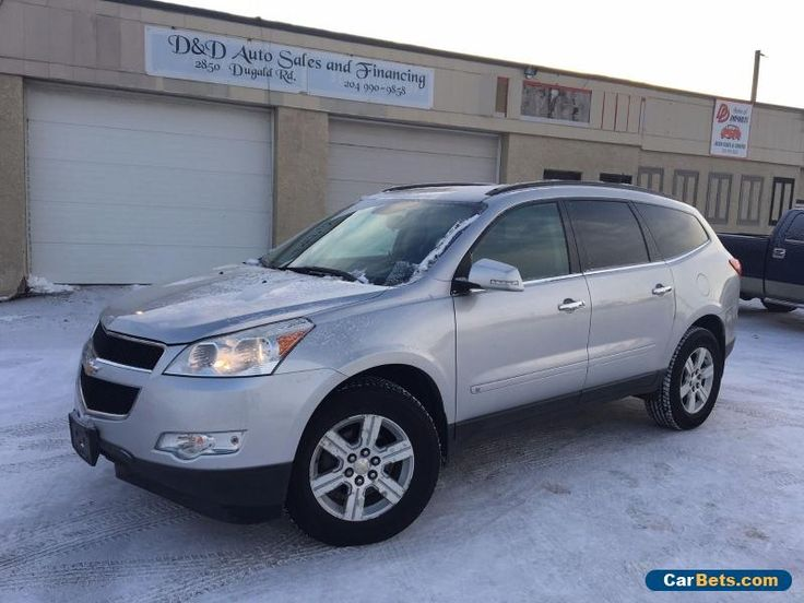 Chevrolet: Traverse 1LT #chevrolet #traverse #forsale #canada