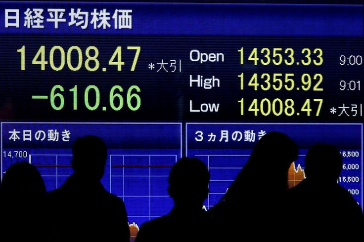 Abe's to Blame for Nikkei Boom and Bust.(February 5th 2014)
