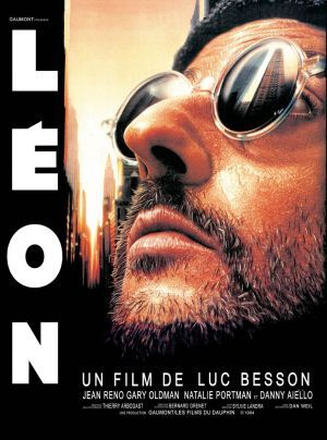 Léon: The Professional (French: Léon; Original U.S.: The Professional) is a 1994 English-language French thriller film written and directed by Luc Besson. It stars Jean Reno as the titular mob hitman; Gary Oldman as corrupt DEA agent Norman Stansfield; a young Natalie Portman, in her feature film debut, as Mathilda, a 12-year-old girl who is taken in by the hitman after her family is murdered; and Danny Aiello as Tony, the mobster who gives the hitman his assignments